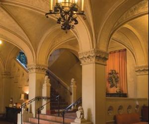 city club lobby